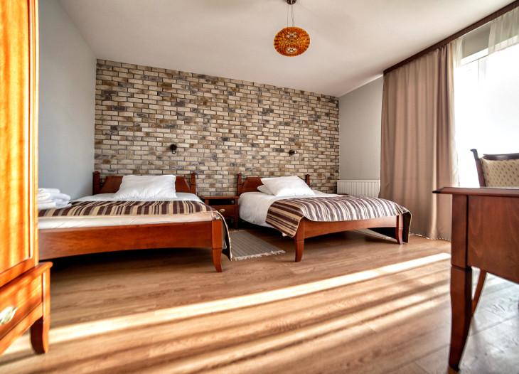 Hotel Pan Tadeusz - Bydgoszcz, apartament.