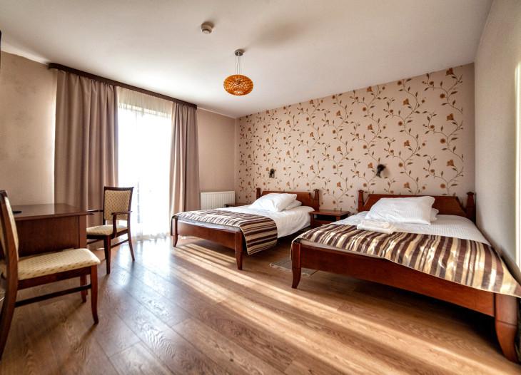 Pokój dla Nowożeńców na noc poślubną w Hotelu Pan Tadeusz.